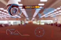 Video camera analytics security