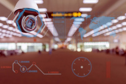 Video camera analytics security