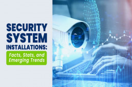 Blog banner for security system installations