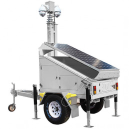 MVT-3001-LE Law Enforcement Surveillance Trailer
