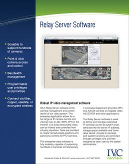 IVCC Relay Server Software Information PDF