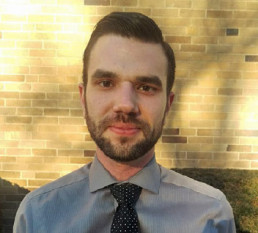 IVCC Technical Sales Manager Michael Hrinishin