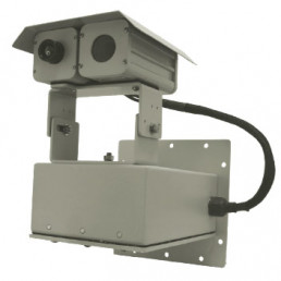 IVCC camera with thermal and optical sensors